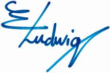 Eric Ludwig Unterschrifft